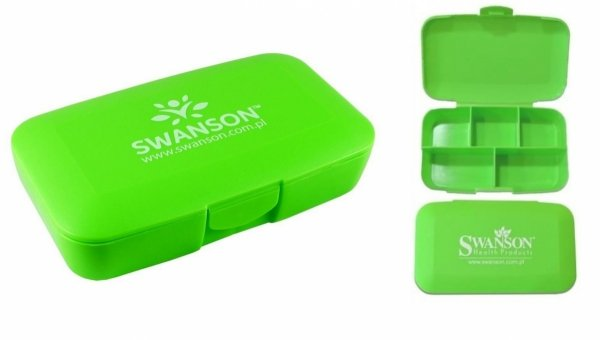 SWANSON Pill box - + KUP TERAZ!