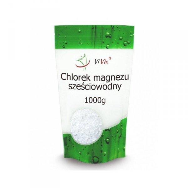 Vivio Chlorek magnezu sześciowodny 1000g C002