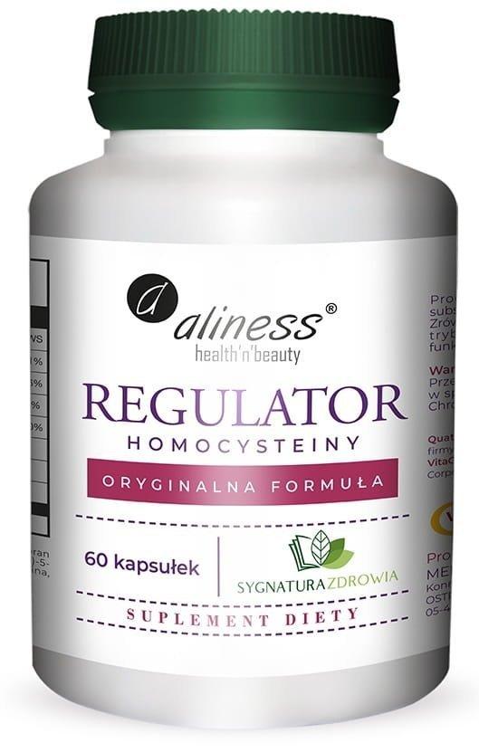 Aliness Regulator homocysteiny, 60 vege caps
