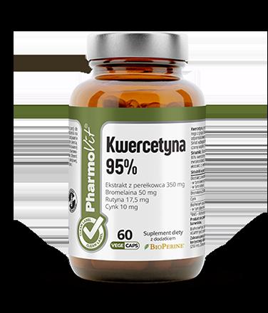 Pharmovit Kwercetyna 95% 60 kaps.