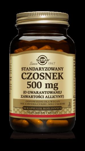 Solgar Czosnek 500 mg