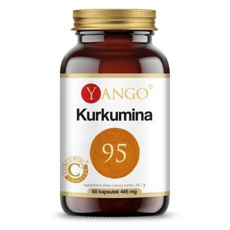 Yango Kurkumina 95 - 60 kaps