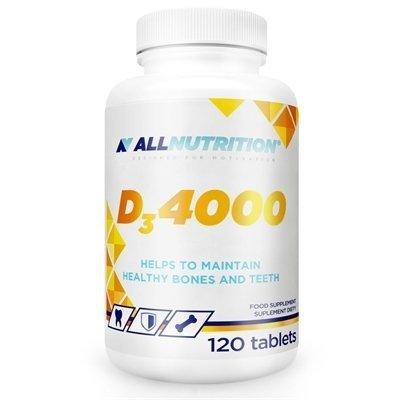 Allnutrition D3 4000 120 tab
