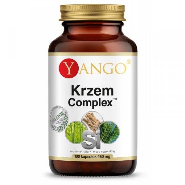 Yango Krzem Complex 100 kaps