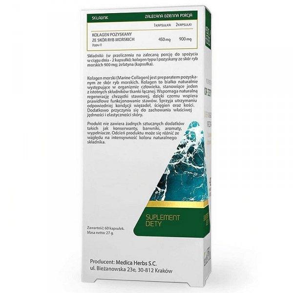 Medica Herbs Kolagen Morski Marine Collagen