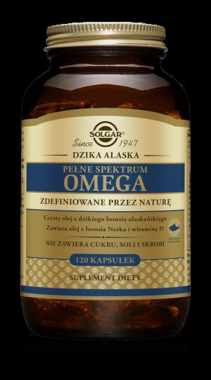 Solgar Pełne Spektrum Omega (Dzika Alaska)