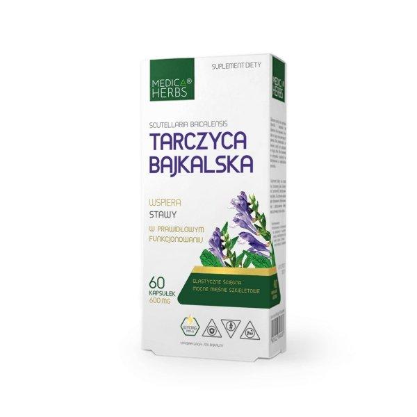 Medica Herbs Tarczyca Bajkalska