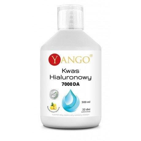 Yango Kwas hialuronowy 7000DA - 500 ml