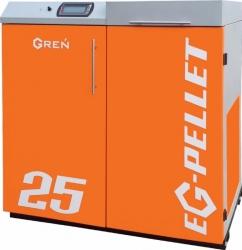 KOCIOŁ PIEC GREŃ EG-PELLET 15 kW