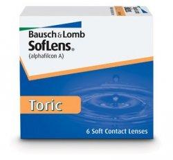 Soczewki miesięczne SofLens Toric