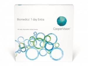 Biomedics 1 Day Extra 90 szt.
