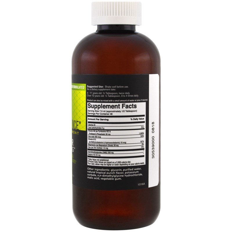 BEHAVIOR BALANCE DMG - syrop 360 ml - FoodScience