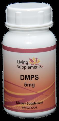 DMPS 5mg - 80 kapsułek - kwas dimerokaptopropanosulfonowy