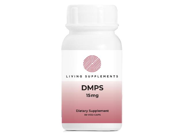 DMPS 15mg - 80 kapsułek - kwas dimerokaptopropanosulfonowy
