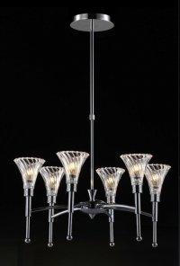 Lampa wisząca, lampa sufitowa Italux Patria MD1100308-6A