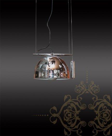 LINEA lampa chrom AD6147-1GL