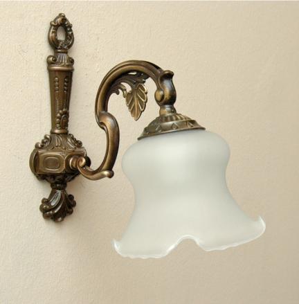 Kinkiet klasyczny JBT Stylowe Lampy WKZI/01K/1