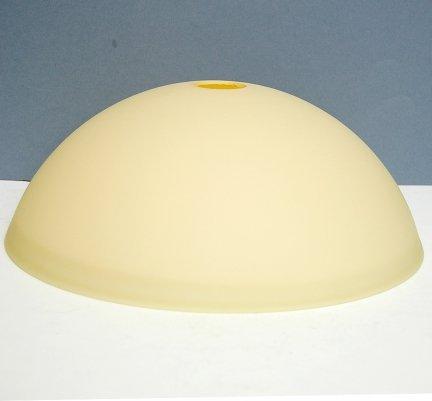 Klosz szklany duży 34cm do żyrandoli,lamp,E27