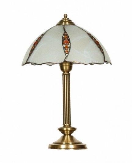 Lampka RUBIN Braun 555