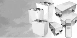 HIGROSYSTEM wentylacja rekuperacja nawiewniki okienne