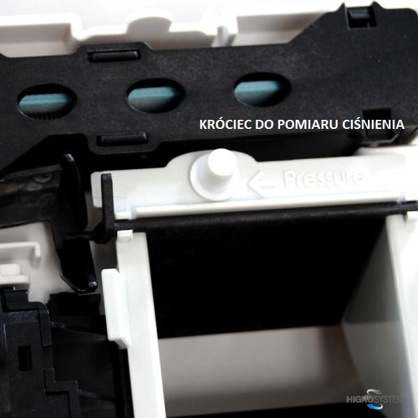 Kratka higrosterowana BXC z czujnikiem obecności