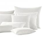 Poszewka biała hotelowa 40x40 na zakład 100% bawełna Noris