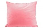 Poduszka półpuchowa 50x60 wz. różowy