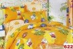 Poszewka na poduszkę 70x80, 50x60 lub inny rozmiar - 100% bawełna satynowa, zapięcie na guzik wz. G 0622