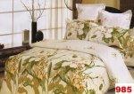 Poszewki na poduszki 40x40 bawełna satynowa wz.985