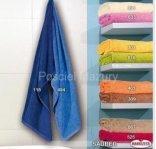 Ręcznik PROMOCJA, grube ręczniki 70x140 - kolekcja SAUBER wz. różowy