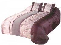 Narzuta na łóżko 220x220 + 2 poszewki 40x40 wz. Wiktoria 12
