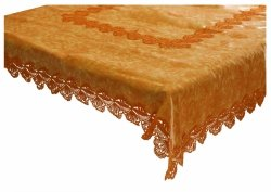 Obrus Prom 271 150x260 kolor: pomarańczowy