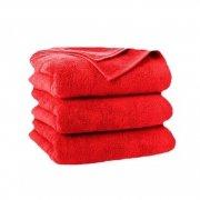 Ręcznik KIWI 50X100 kolor czerwony