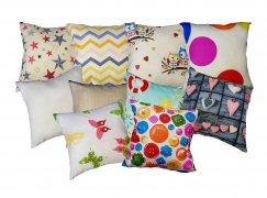 NOWOŚĆ!!! Miękka poduszka 40x40 MIX wzorów i kolorów