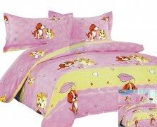 Poszewka na poduszkę 40x60 - 100% bawełna satynowa  wz. Z 5481