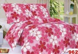 Poszewki na poduszki 40x40 bawełna satynowa wz.962