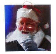 Ozdobne opakowanie, świąteczna torebka na prezent 32,5x34,5 wz. B7/2