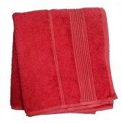 Ręcznik Bambusowy Moreno rozmiar 50x90 - Teracota