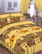 Pościel kora 160x200, 100% bawełna wz. K8000
