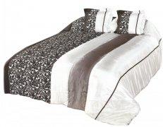 Narzuta na łóżko 240x260 + 2 poszewki 40x40 wz. Wiktoria 15