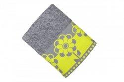 Ręcznik Fiori 50x90 kolor limonkowy