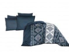 Pościel satynowa Darymex kolekcja Luxury 200x220, 200x200 lub 180x200 + 2x70x80 wz. Calipso 2