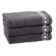 Ręcznik  ZEN  70x140  kolor Ciemny szary