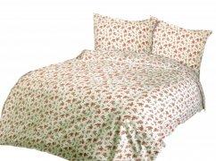 Pościel bawełniana DARYMEX kolekcja Exclusive 220x200, 200x200 lub 180x200  - Jasmine Red 2