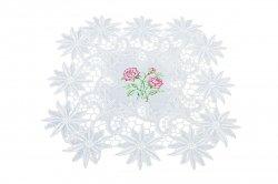Wiosenny Obrus gipiurowy rozmiar 35x35 wz. 608