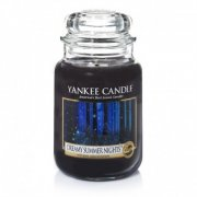 Świeca Yankee Candle Dreamy Summer Nights - duży słoik