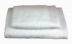 Ręczniki BAMBOO STYLE Andropol 70x140 wz. Biały