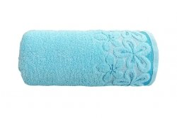 Ręcznik BELLA 50x90 kolor lazur