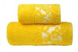 Ręcznik VENEZIA 70x140 kolor żółty