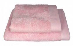 Ręczniki BAMBOO STYLE Andropol 50x100 wz. jasny róż